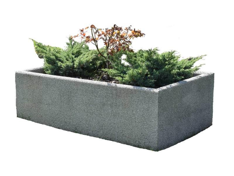 Donice betonowe: nowoczesny element w ogrodzie
