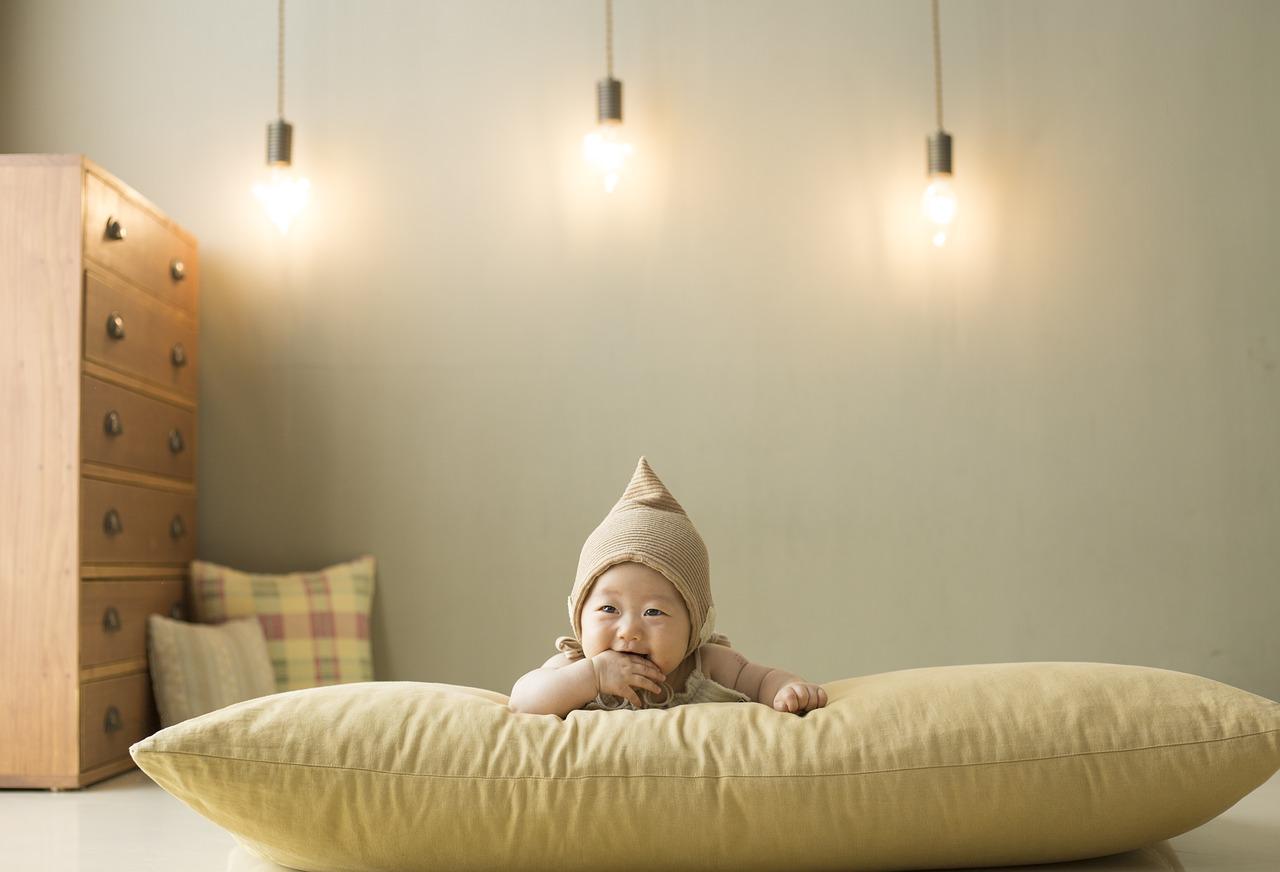 Jak rozplanować oświetlenie w pokoju dziecięcym?